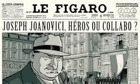 El protagonista, Joseph Janovici, ¿héroe o colaboracionista?