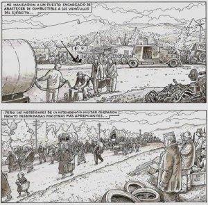 Antonio Altarriba padeció la Guerra Civil y el exilio.