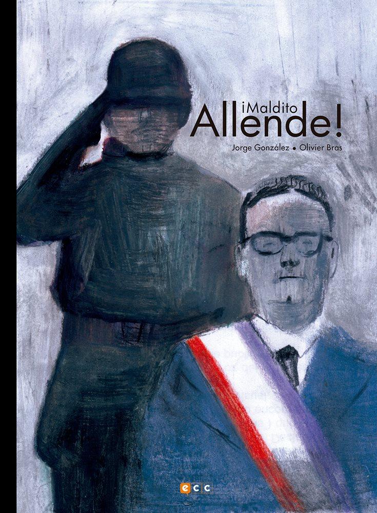 Maldito Allende Historia Y Comic