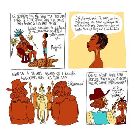 Valerosas_Comic_frminista_Nzinga_material_revolution_granada