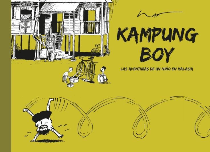 Kampung Boy Cubierta.indd